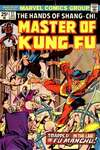 Master of Kung Fu #27 comic books - cover scans photos Master of Kung Fu #27 comic books - covers, picture gallery