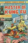 Master of Kung Fu #28 comic books for sale
