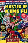 Master of Kung Fu #29 comic books - cover scans photos Master of Kung Fu #29 comic books - covers, picture gallery