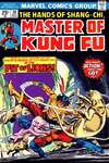 Master of Kung Fu #30 comic books - cover scans photos Master of Kung Fu #30 comic books - covers, picture gallery