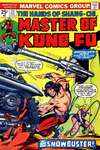 Master of Kung Fu #31 comic books - cover scans photos Master of Kung Fu #31 comic books - covers, picture gallery