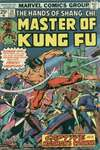 Master of Kung Fu #34 comic books - cover scans photos Master of Kung Fu #34 comic books - covers, picture gallery