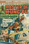 Master of Kung Fu #35 comic books - cover scans photos Master of Kung Fu #35 comic books - covers, picture gallery