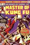 Master of Kung Fu #36 comic books - cover scans photos Master of Kung Fu #36 comic books - covers, picture gallery
