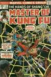Master of Kung Fu #37 comic books - cover scans photos Master of Kung Fu #37 comic books - covers, picture gallery