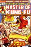 Master of Kung Fu #38 comic books - cover scans photos Master of Kung Fu #38 comic books - covers, picture gallery