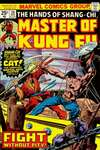Master of Kung Fu #39 comic books - cover scans photos Master of Kung Fu #39 comic books - covers, picture gallery