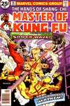 Master of Kung Fu #43 comic books - cover scans photos Master of Kung Fu #43 comic books - covers, picture gallery