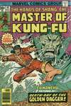 Master of Kung Fu #44 comic books - cover scans photos Master of Kung Fu #44 comic books - covers, picture gallery