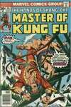 Master of Kung Fu #46 comic books - cover scans photos Master of Kung Fu #46 comic books - covers, picture gallery