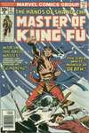 Master of Kung Fu #47 comic books - cover scans photos Master of Kung Fu #47 comic books - covers, picture gallery
