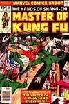 Master of Kung Fu #48 comic books for sale