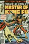 Master of Kung Fu #50 comic books - cover scans photos Master of Kung Fu #50 comic books - covers, picture gallery