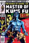 Master of Kung Fu #51 comic books - cover scans photos Master of Kung Fu #51 comic books - covers, picture gallery