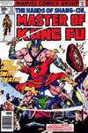 Master of Kung Fu #53 comic books - cover scans photos Master of Kung Fu #53 comic books - covers, picture gallery