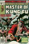 Master of Kung Fu #54 comic books - cover scans photos Master of Kung Fu #54 comic books - covers, picture gallery