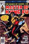 Master of Kung Fu #55 comic books - cover scans photos Master of Kung Fu #55 comic books - covers, picture gallery