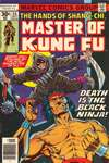 Master of Kung Fu #56 comic books - cover scans photos Master of Kung Fu #56 comic books - covers, picture gallery
