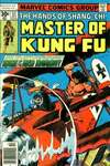 Master of Kung Fu #57 comic books - cover scans photos Master of Kung Fu #57 comic books - covers, picture gallery