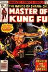 Master of Kung Fu #58 comic books - cover scans photos Master of Kung Fu #58 comic books - covers, picture gallery