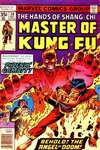 Master of Kung Fu #59 comic books - cover scans photos Master of Kung Fu #59 comic books - covers, picture gallery