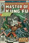 Master of Kung Fu #60 comic books - cover scans photos Master of Kung Fu #60 comic books - covers, picture gallery