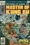 Master of Kung Fu #61 comic books - cover scans photos Master of Kung Fu #61 comic books - covers, picture gallery
