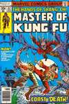 Master of Kung Fu #62 comic books - cover scans photos Master of Kung Fu #62 comic books - covers, picture gallery