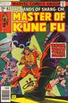Master of Kung Fu #63 comic books - cover scans photos Master of Kung Fu #63 comic books - covers, picture gallery