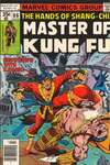 Master of Kung Fu #66 comic books - cover scans photos Master of Kung Fu #66 comic books - covers, picture gallery