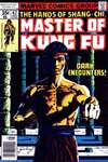 Master of Kung Fu #67 comic books - cover scans photos Master of Kung Fu #67 comic books - covers, picture gallery