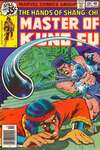 Master of Kung Fu #69 comic books for sale