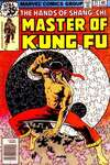 Master of Kung Fu #71 comic books - cover scans photos Master of Kung Fu #71 comic books - covers, picture gallery