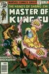 Master of Kung Fu #72 comic books - cover scans photos Master of Kung Fu #72 comic books - covers, picture gallery