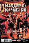 Master of Kung Fu Comic Books. Master of Kung Fu Comics.