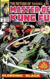 Master of Kung Fu: Bleeding Black comic books