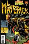 Maverick #1 comic books - cover scans photos Maverick #1 comic books - covers, picture gallery