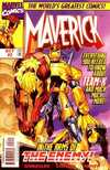Maverick #2 comic books - cover scans photos Maverick #2 comic books - covers, picture gallery