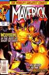 Maverick #4 comic books - cover scans photos Maverick #4 comic books - covers, picture gallery