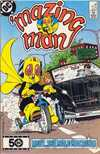 Mazing Man #4 comic books for sale