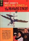 Merlin Jones as the Monkey's Uncle Comic Books. Merlin Jones as the Monkey's Uncle Comics.