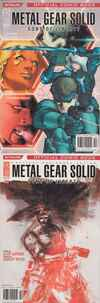 Metal Gear Solid: Sons of Liberty comic books