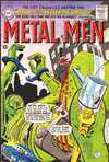 Metal Men #13 comic books - cover scans photos Metal Men #13 comic books - covers, picture gallery