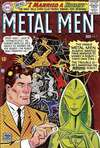Metal Men #17 comic books - cover scans photos Metal Men #17 comic books - covers, picture gallery