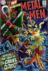 Metal Men #36 Comic Books - Covers, Scans, Photos  in Metal Men Comic Books - Covers, Scans, Gallery