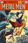 Metal Men #41 Comic Books - Covers, Scans, Photos  in Metal Men Comic Books - Covers, Scans, Gallery