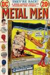Metal Men #42 comic books - cover scans photos Metal Men #42 comic books - covers, picture gallery