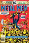 Metal Men #46 comic books - cover scans photos Metal Men #46 comic books - covers, picture gallery