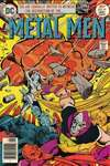 Metal Men #49 Comic Books - Covers, Scans, Photos  in Metal Men Comic Books - Covers, Scans, Gallery