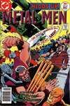 Metal Men #51 comic books - cover scans photos Metal Men #51 comic books - covers, picture gallery